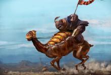 Weltraum Pferderennen by Matej Kovacic